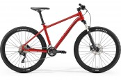 "Велосипед '19 Merida Big.Seven 300 Колесо:27.5"" Рама:L(19"") MetallicRed/DarkRed/Black"
